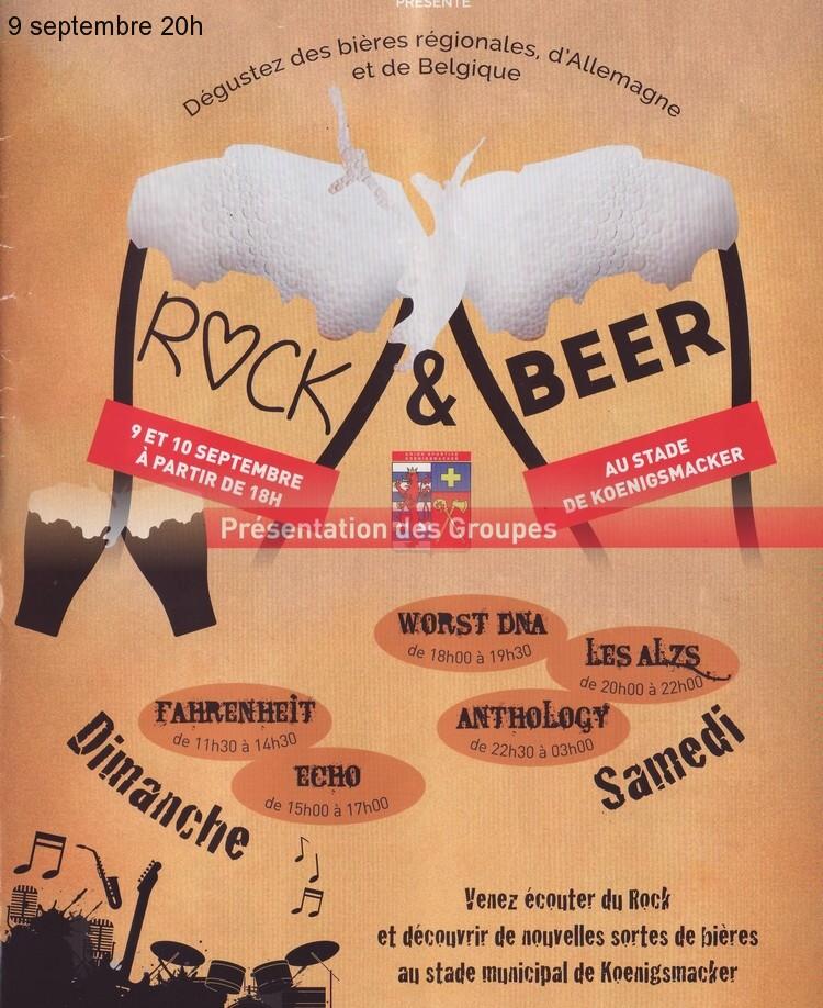 fusion rock et biere